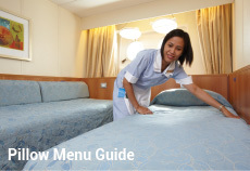 Pillow Menu Guide