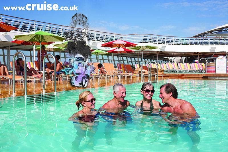 Cruise Pools