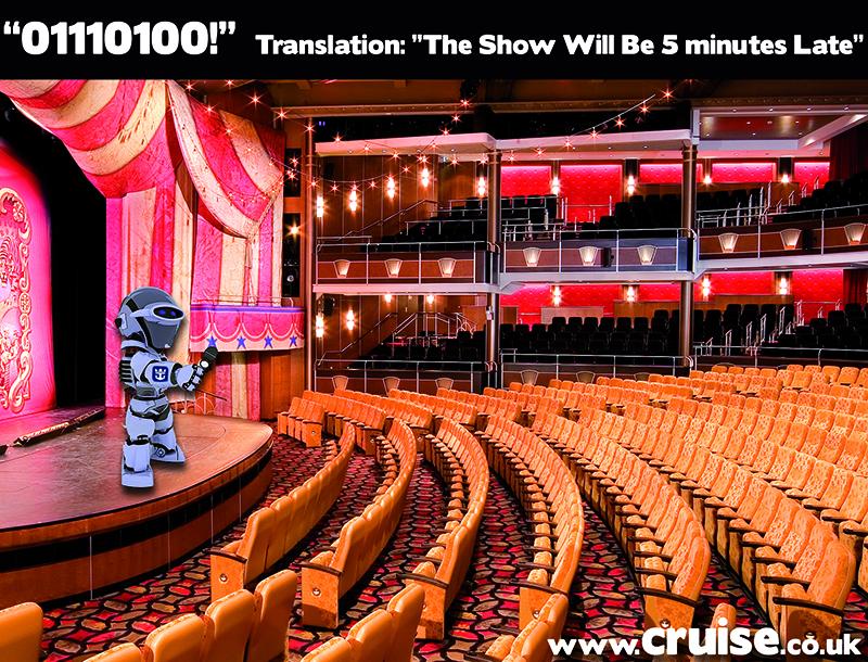 Cruise Theater Performances