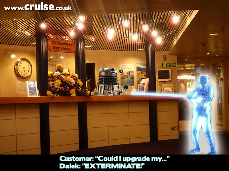 Robotic Customer Service