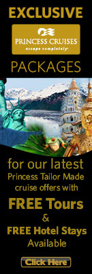Exclusive Tailor Made Princess Cruises