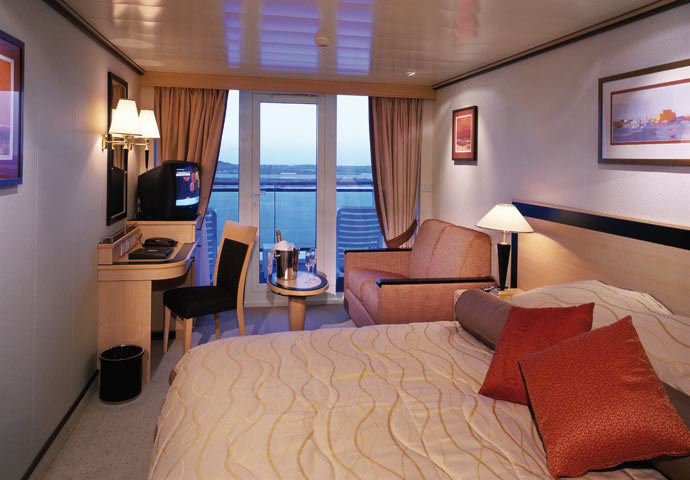 Cruise and stay tailor made cunard for Balcony upgrade