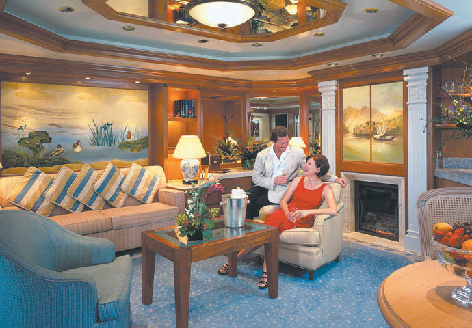 Grand Princess Cabins & Staterooms on Cruise Critic