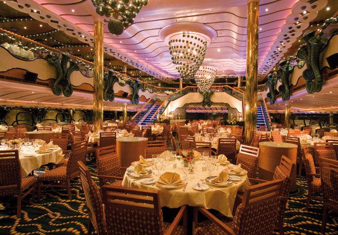 Pinnacle Hotel Dining Room