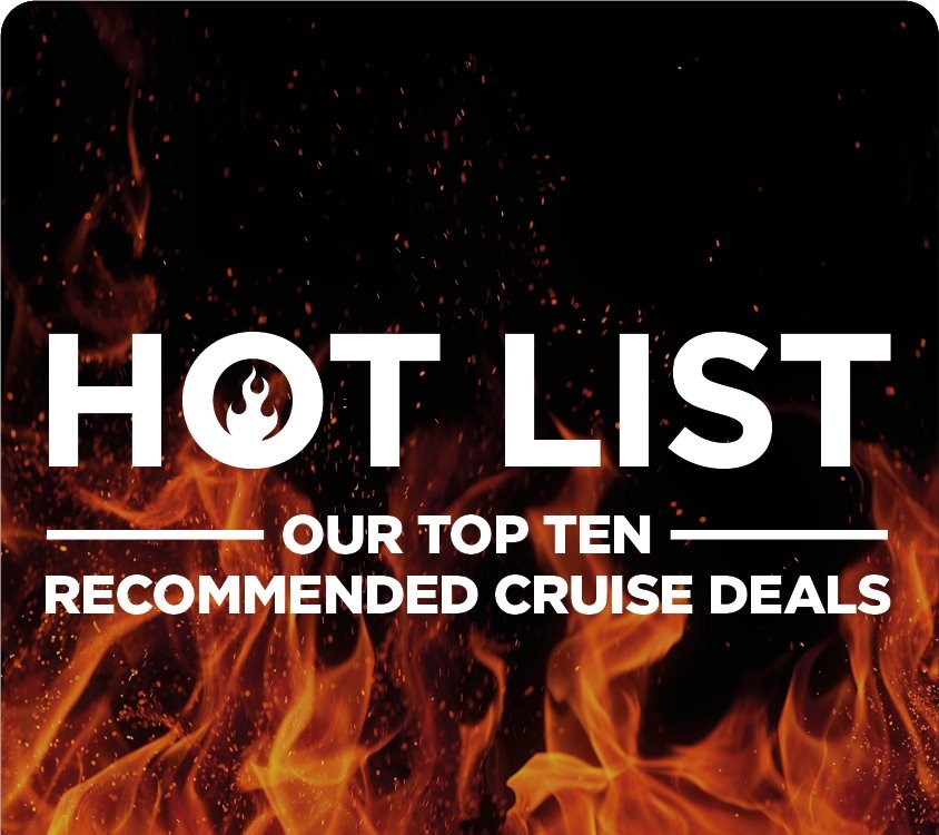 Top 10 cruise deals banner