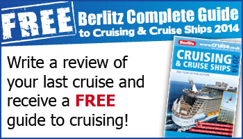 Write your review for a FREE Berlitz Guides