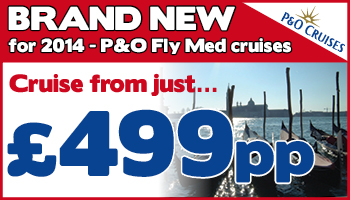 Fly-Med Cruises P&O