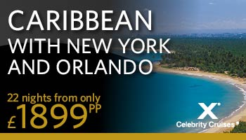 Explore New York and the Caribbean with Celebrity Cruises
