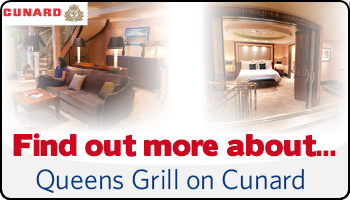Queens Grill on Cunard