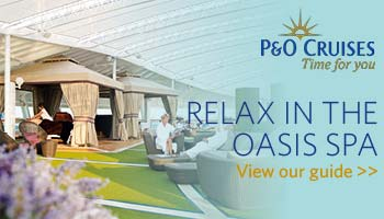 P&O Spa Facilities