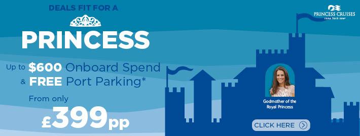 FREE Parking & Onboard Spend