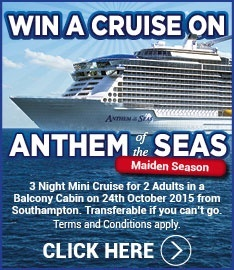 Anthem Cruise Competition