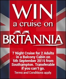 Britannia Cruise Competition