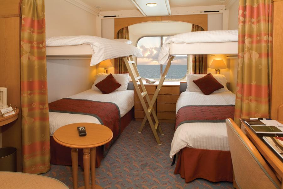 p o cruises aurora staterooms official cruise photos