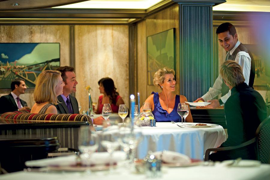 P Amp O Cruises Azura Dining Official Cruise Photos