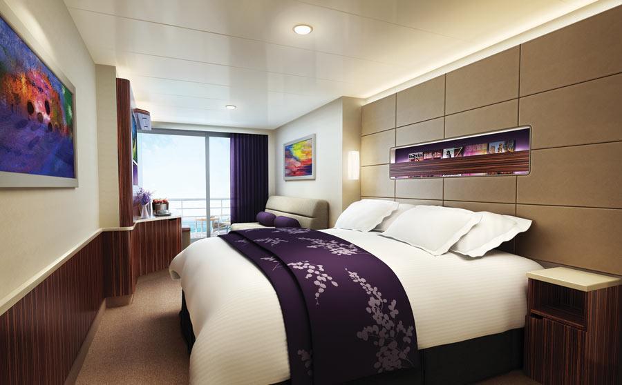 Norweigan Escape Suite Room