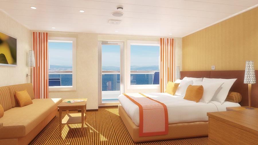 Carnival Cruises Carnival Breeze Staterooms Official