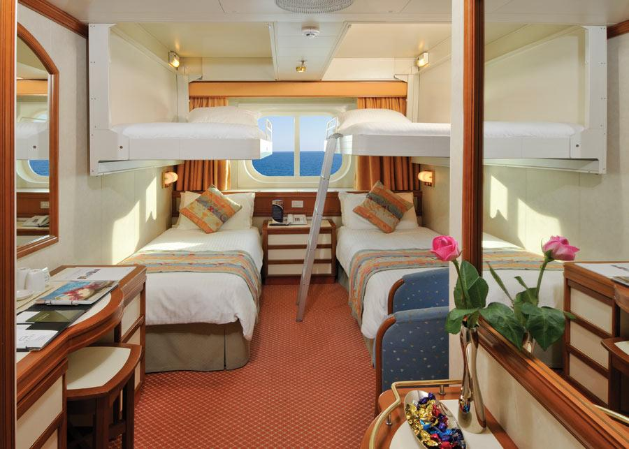 What Is A Pullman Bed On A Cruise Ship Fitbudha Com