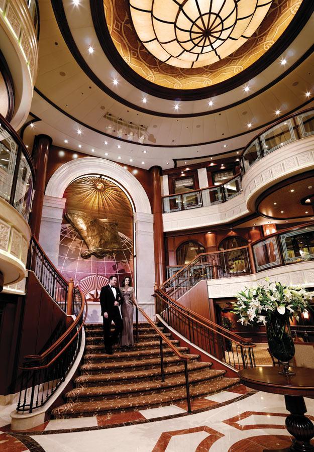 Cunard Cruises Queen Victoria Interior Official Cruise Photos
