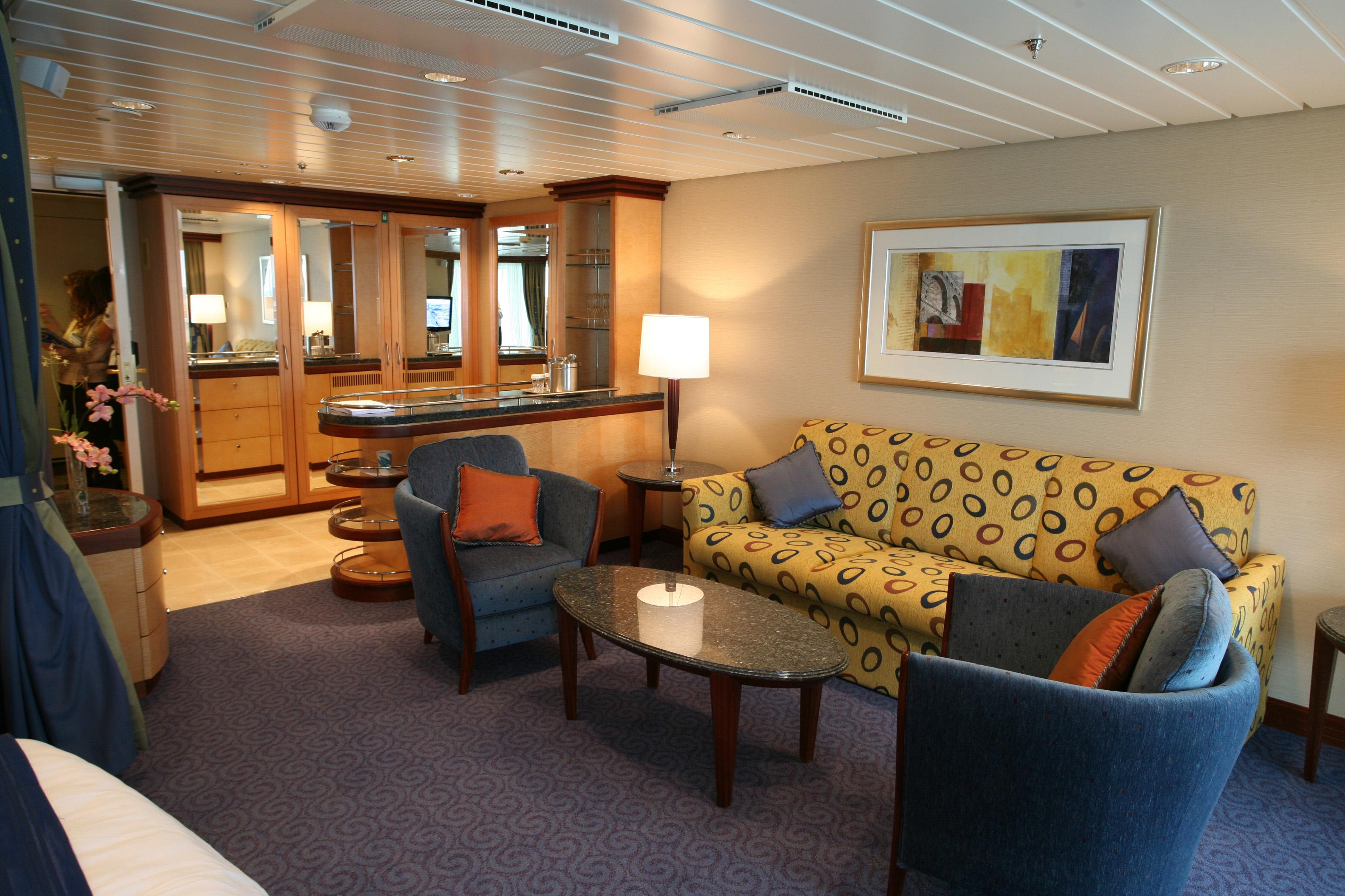 Royal Caribbean Cruises  Legend Of The Seas Staterooms