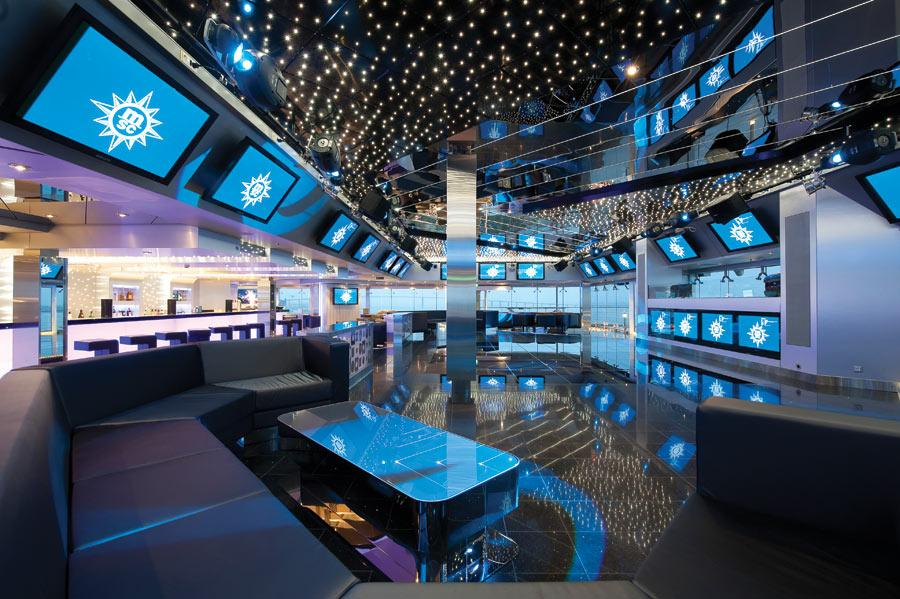 Msc Cruises Msc Magnifica Bars Official Cruise Photos