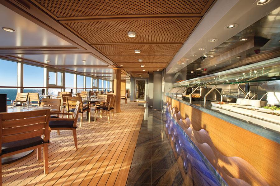 Oceania Cruises Riviera Dining Official Cruise Photos