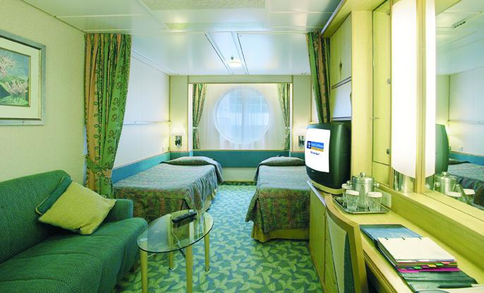 Ama River Cruises >> Royal Caribbean Cruises - Enchantment Of The Seas Staterooms Official Cruise Photos