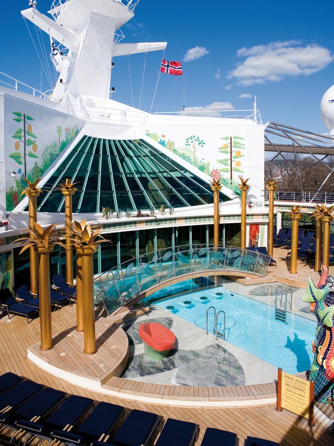 Royal Caribbean Independence Of The Seas Spa Fitness