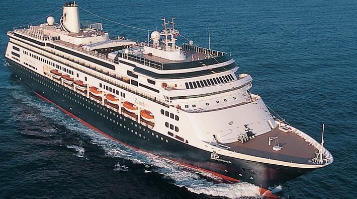 holland america ship zaandam