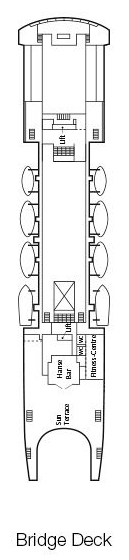 Bridge Deck Deck Plan