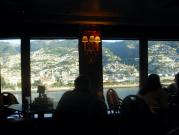 Funchal from breakfast table