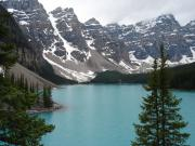 Idyllic Lake Moraine