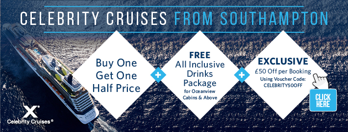 Celebrity Cruises From Southampton
