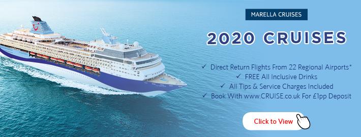 thomson cruise deals april 2019