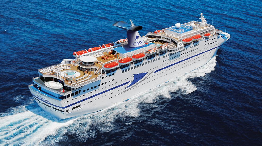 Magellan at Sea
