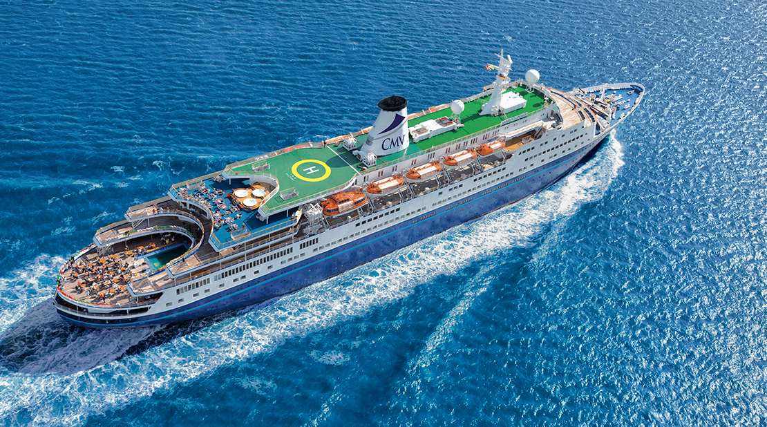 Marco Polo at Sea