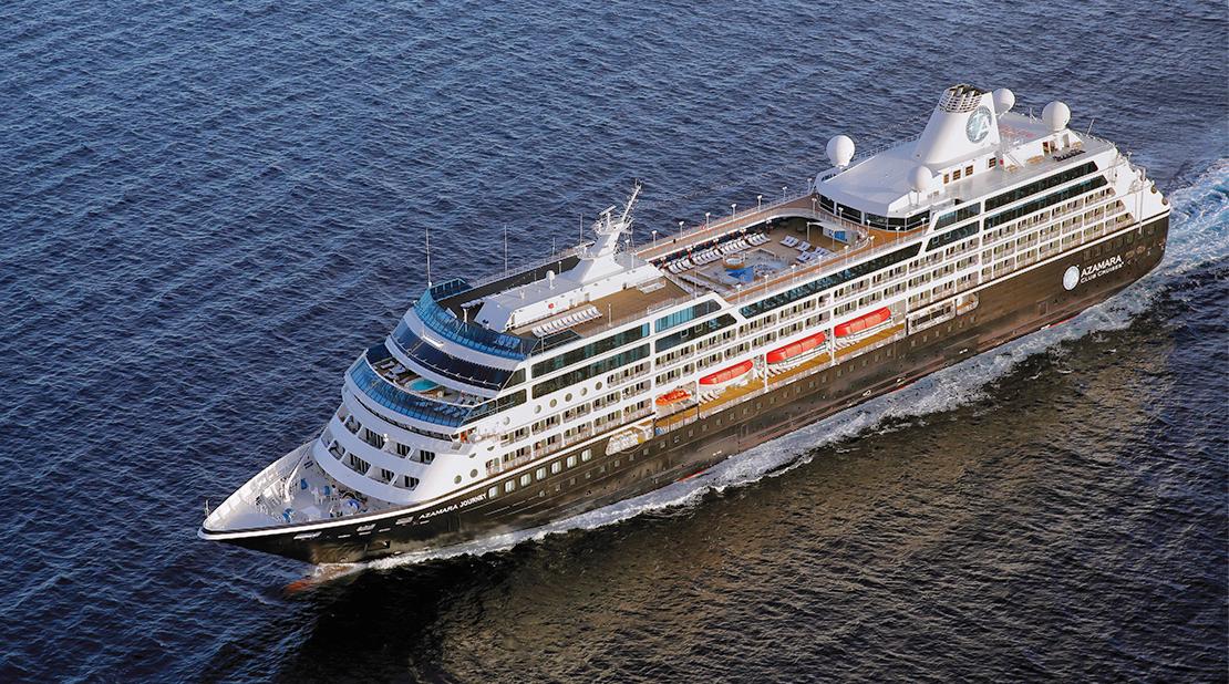 Azamara Journey at Sea