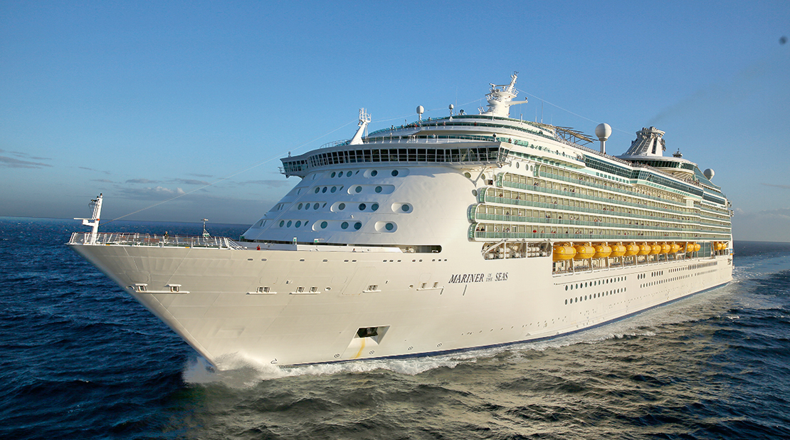 Mariner of the Seas at Sea