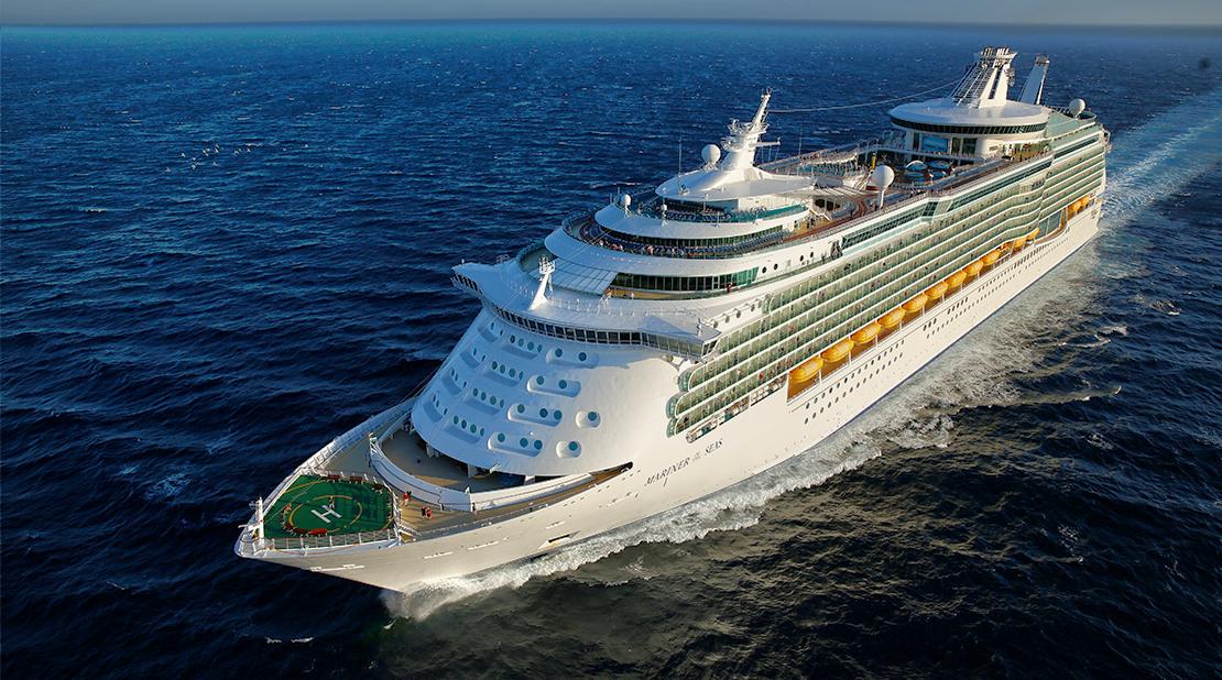 Mariner of the Seas at Sea
