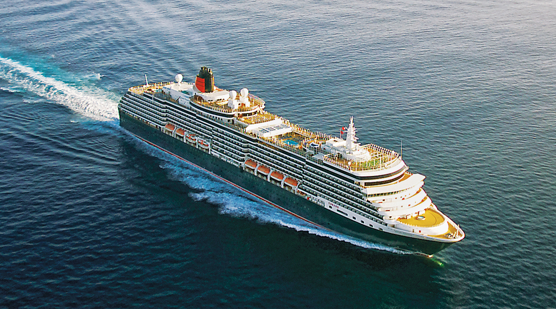 Queen Victoria at Sea