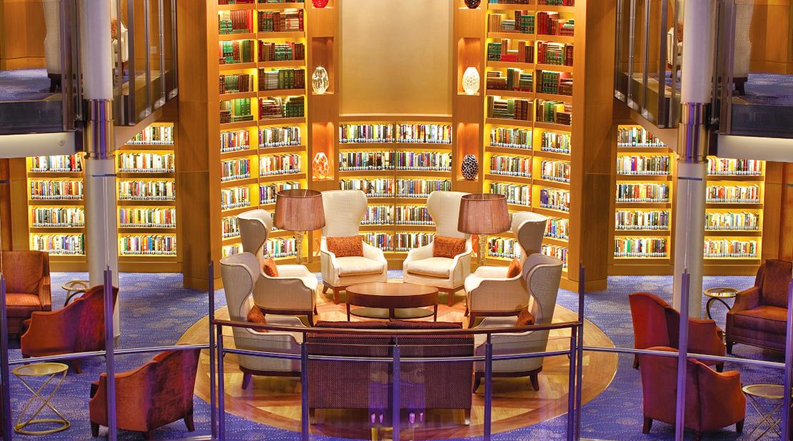 Celebrity Cruises Celebrity Eclipse Library
