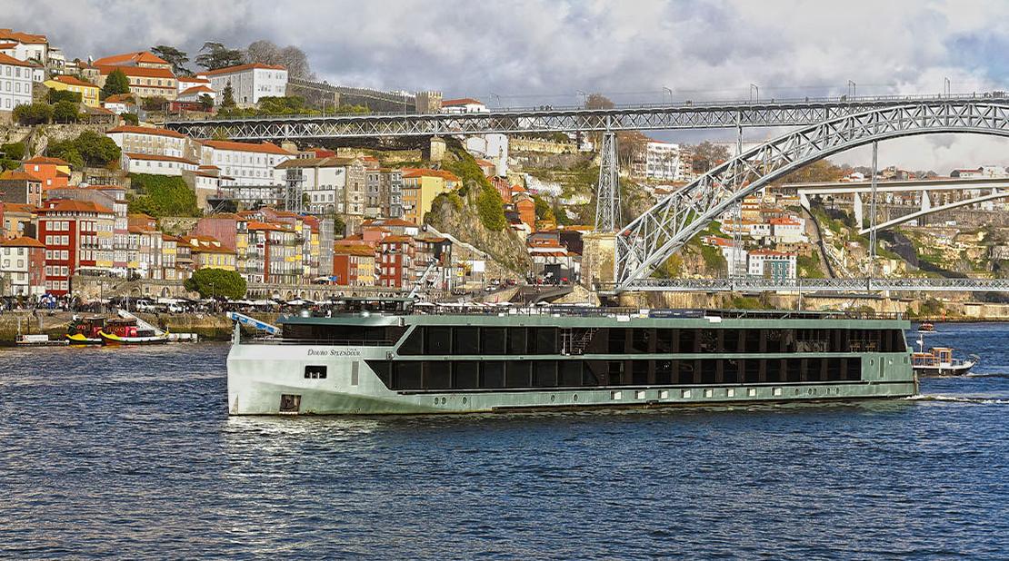 MS Douro Splendour on the River