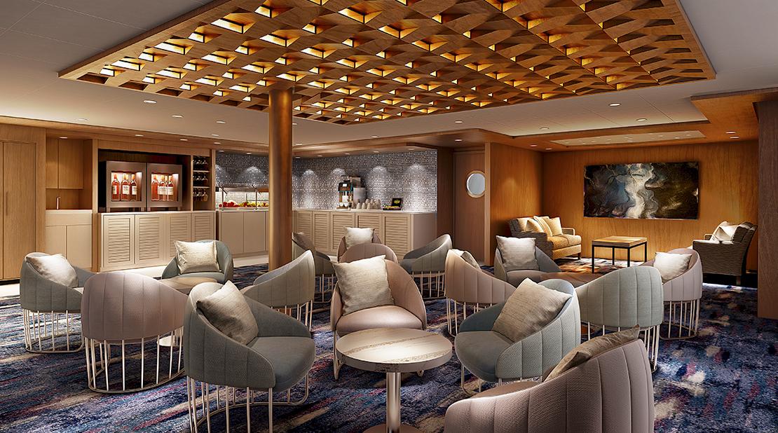 NCL Cruises Norwegian Encore Studio Lounge