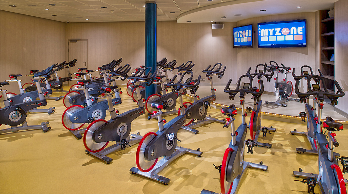 Royal Caribbean Harmony of the Seas Fitness