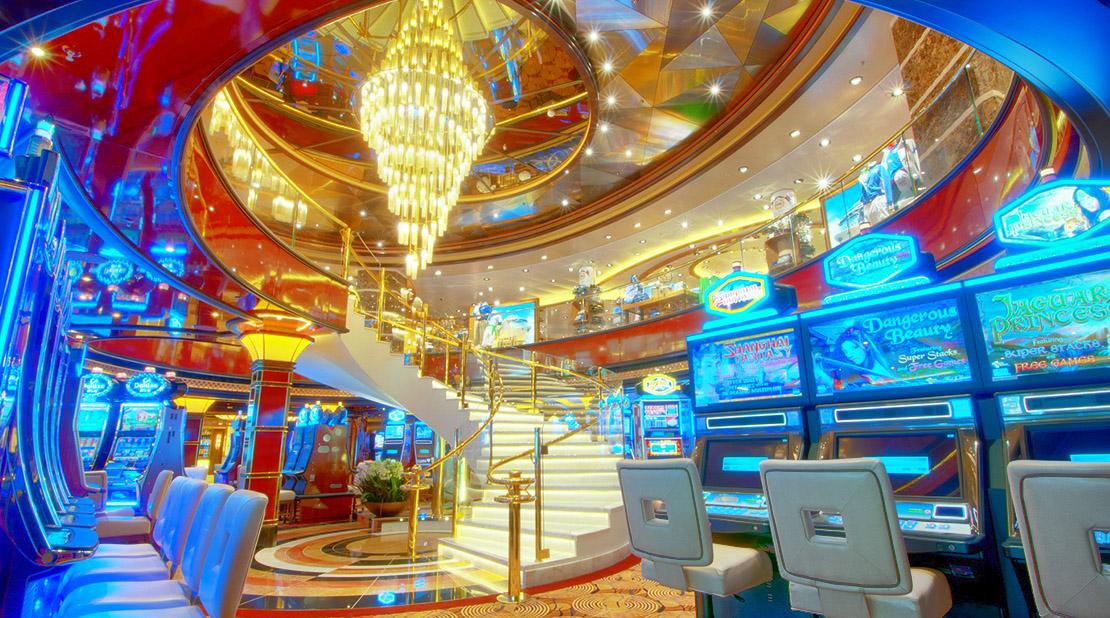 Princess Cruises Regal Princess Casino
