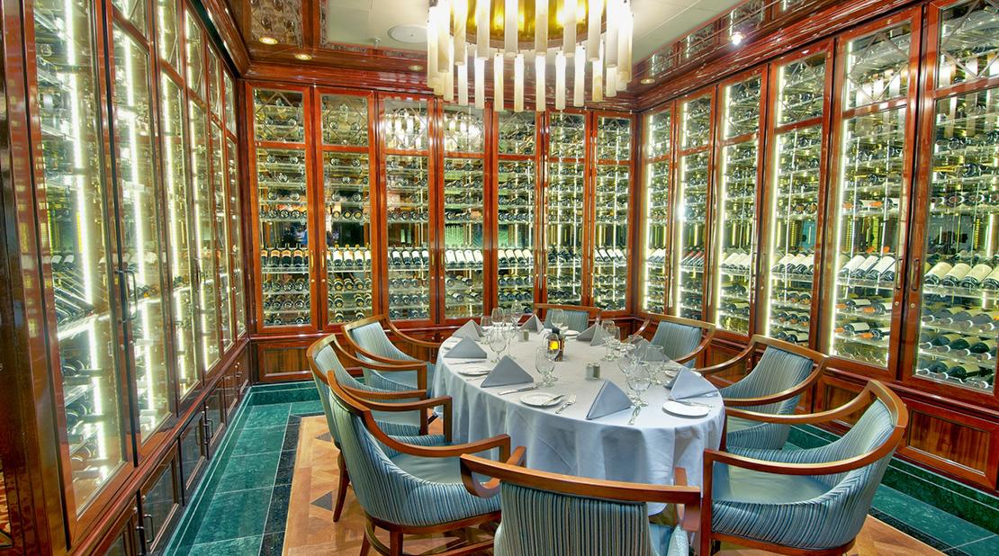 Princess Cruises Regal Princess Wheelhouse Bar