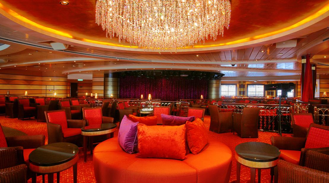P&O Cruises Ventura Tamarind