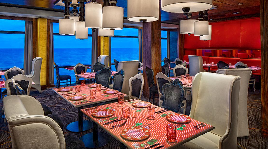 Celebrity Cruises Celebrity Equinox Qsine Petit Chef