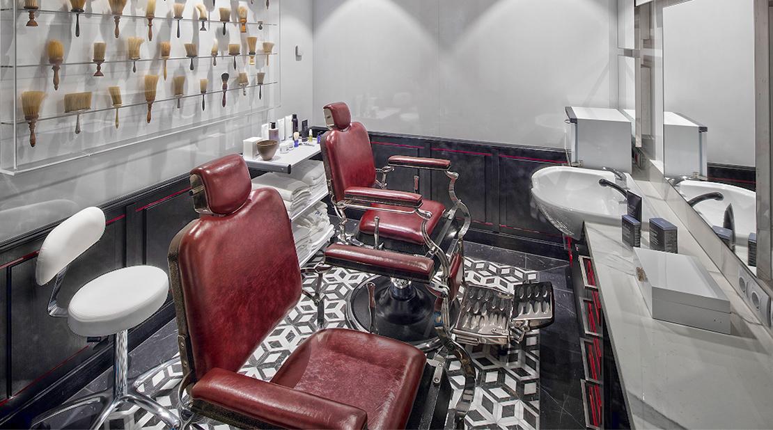 Celebrity Edge Barber Shop