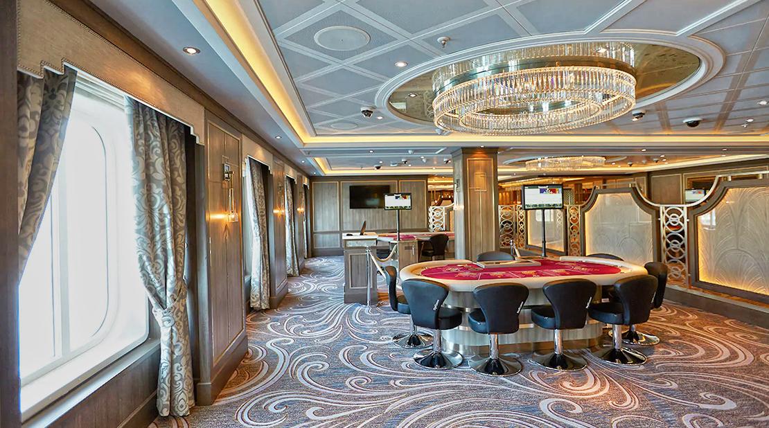 Princess Cruises Vegas Style Casino